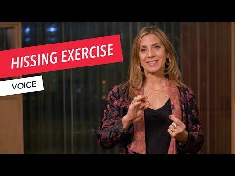 Voice Techniques: Hissing Breath Exercise | Singing | Vocals | Voice | Berklee Online