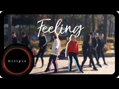 [171119] ECLIPSE Busking - Feeling (VIXX LR)