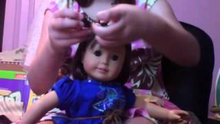Lot of hairstyles for short hair ag dolls Thumbnail