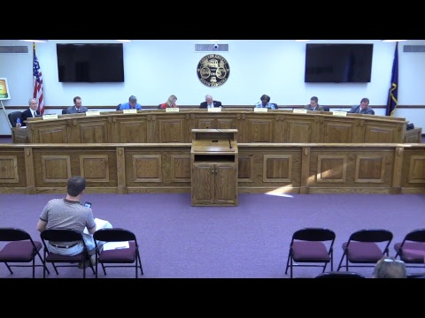 Chester County Council Meeting 5-15-2017 (Part A)