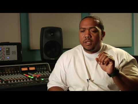 SSL Matrix - Timbaland Interview