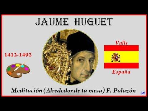 Huguet jaume 1412 1492 valls espa a m sica for Alrededor de tu mesa