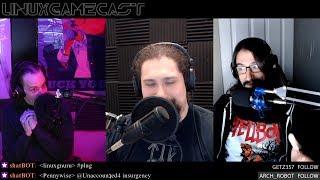 LinuxGameCast Weekly 381: Hot Snowflake
