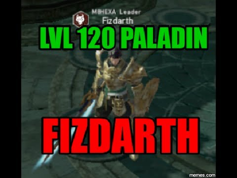 Lineage 2 Revolution ADAVANCE Gameplay Fiz Walkthru 31: LEVEL 120 PALADIN BUILD