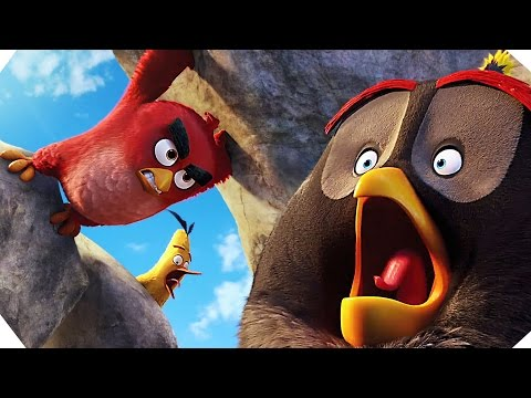 THE ANGRY BIRDS - Movie CLIP # 3 (2016)