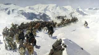КАВКАЗСКАЯ ВОЙНА 1817-1864 ПРОТИВ ЧЕЧЕНЦЕВ, ДАГЕСТАНЦЕВ И ПОЛНАЯ ПОБЕДА РУССКИХ!