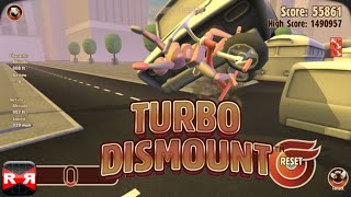 Turbo Dismount (By Secret Exit) - iOS / Steam - Gameplay Video