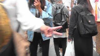 黒門市場 日本橋3丁目より日本橋駅方面に thumbnail