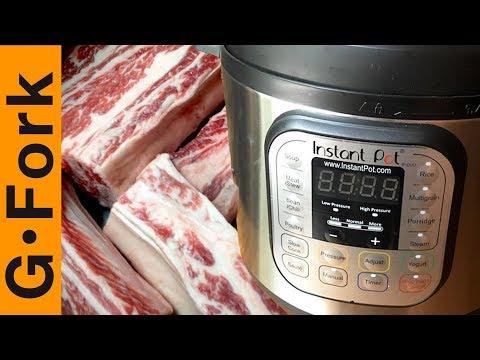 Best Instant Pot Short Ribs Recipe Ever...