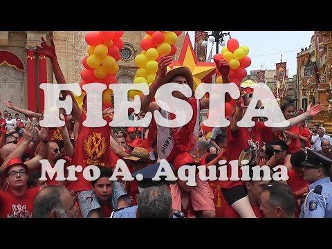 FIESTA Festive March - KARAOKE version