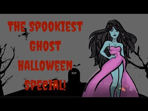 The Spookiest Ghost Halloween Special! (Announcement)