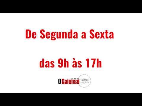 Exposição alusiva às 1000 edições do jornal O Gaiense