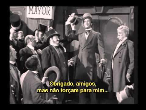 28-05-1948 - Um Sonho Desfeito - Vincent Price - abertura do filme