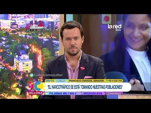 Hola Chile Programa Completo Jueves 15 de Noviembre 2018