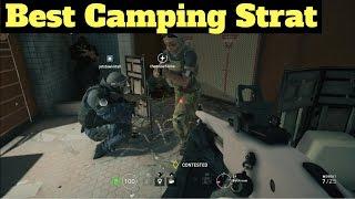Best Camping Strat - Rainbow Six Siege