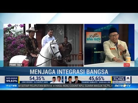 'People Power' Dikiritik Pemuda Muhammadiyah & GP Ansor: Jaga Integrasi Bangsa