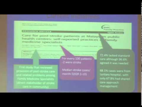 Bengkel Developing Evidence – Based Practices in Long – Term Stroke Care... (6 Feb 2015)