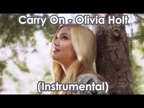 Carry On - Olivia Holt - (Instrumental)