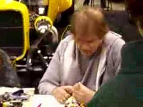 Paul LeMat World of Wheels Atlanta Georgia part 2
