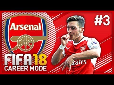 PREMIER LEAGUE KICK-OFF! FIFA 18 ARSENAL CAREER MODE - EPISODE #3