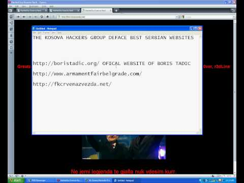 Ministry of defense of serbia Hacked by KHG