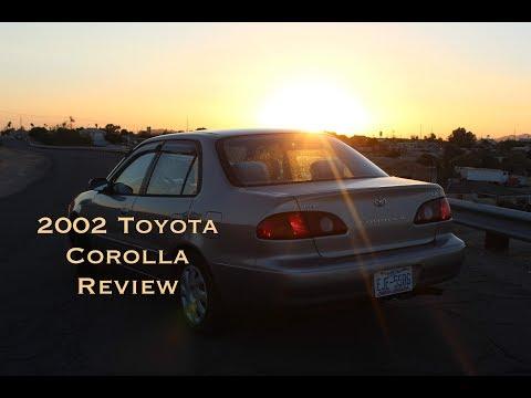 2002 Toyota Corolla LE Walkthrough (Personal Car Review)