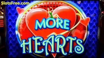 More Hearts Slots - Free Aristocrat Slot Games Online