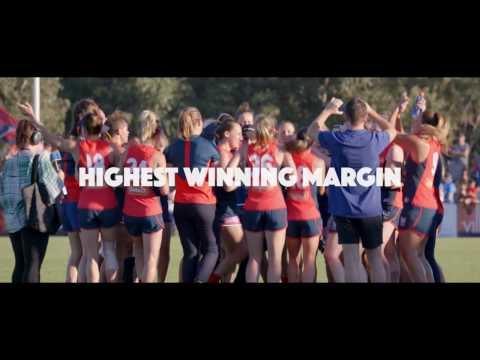iSelect Melbourne Women's Football Club Partnership | Season highlights 2017