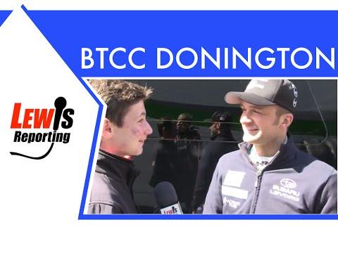 Colin Turkington - Subaru TeamBMR - BTCC Donington Park 2016