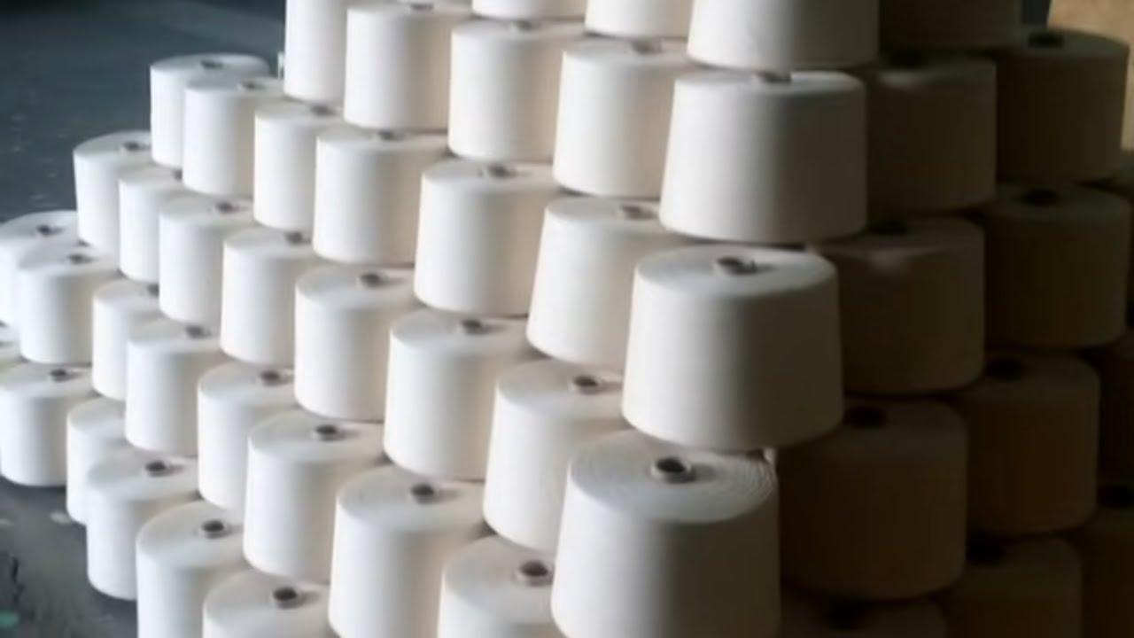 Cotton To Yarn Process Yarn Manufacturing Process