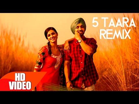 5 Taara  Remix   Diljit Dosanjh  Punjabi Song Collection  Speed Records