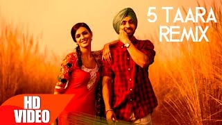 5 Taara ( Remix ) | Diljit Dosanjh | Punjabi Song Collection | Speed Records