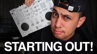 The Story of MY FIRST DJ SYSTEM    BEGINNER DJ TIPs: Buying your first DJ SET