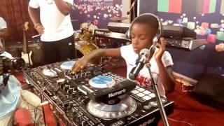 DJ Switch Talented Kidz Rehesals