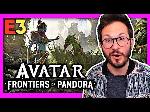 Avatar Frontiers of Pandora CLAQUE Next Gen 😍 PS5 - Xbox Series - PC - Stadia - Luna