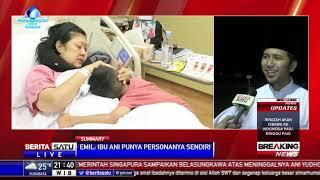 Wagub Jatim Emil Dardak Mengaku Kagum Sosok Ani Yudhoyono