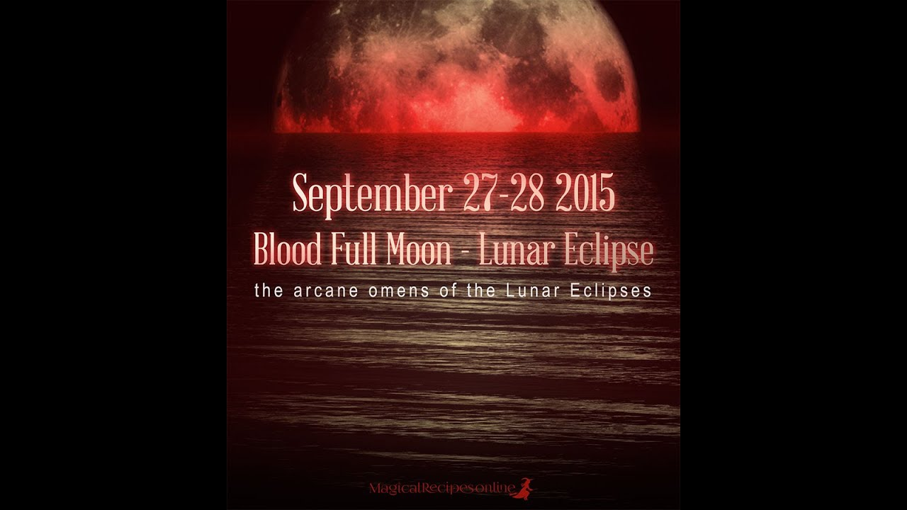 blood moon meaning for aries - photo #22