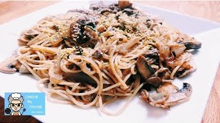 Cooking My Feelings: Soy Sauce Pasta (간장파스타)
