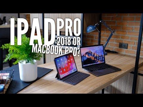ใช้ iPad Pro 2018 แทน Macbook หรือ Notebook ได้เลยไหม? [18 นาทีมีคำตอบ] - วันที่ 20 Nov 2018