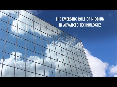 The Emerging Role of Niobium in Advanced Technologies