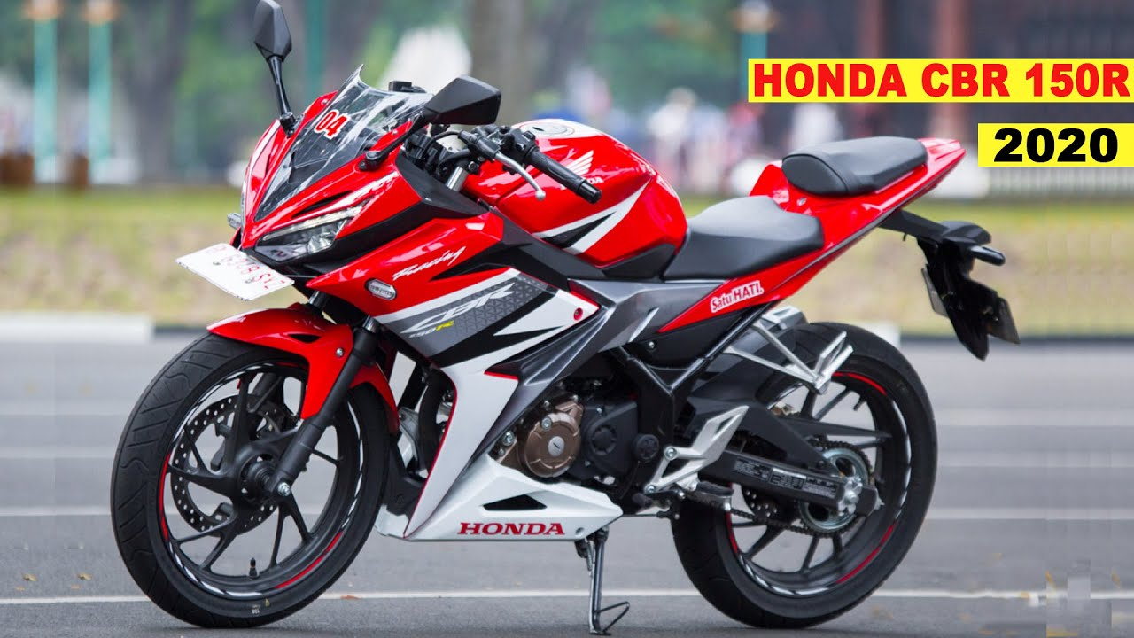 Honda Cbr 150r New Look 2018 Youtube