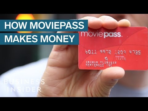 How MoviePass Makes Money, According To Its CEO