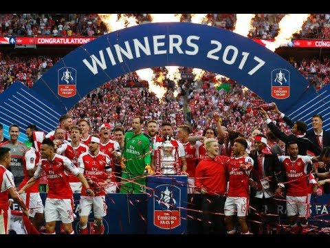Arsenal 2017 FA Cup Winners Journey - YouTube