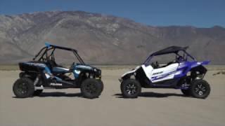 UTV Shootout Polaris RZR XP 1000 vs. Yamaha YXZ1000R