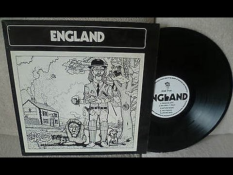 England Full Album Mega Rare 1976 Deroy LP UK Prog Rock