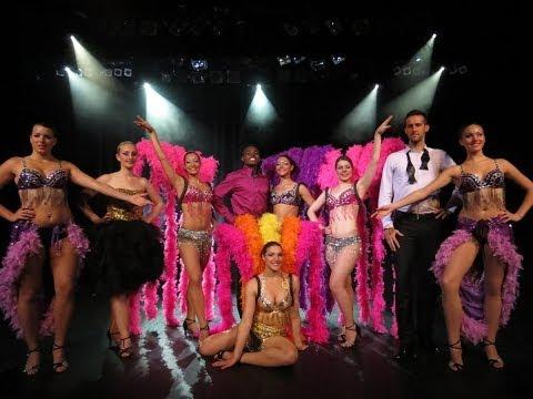 Revue Fantastique - Teaser - Troupe cabaret B&M Company