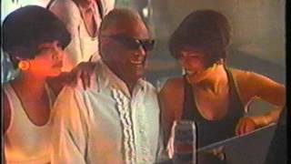 Ray Charles Diet Pepsi TV Commercial