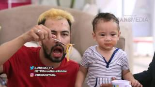 Download lagu JANJI SUCI - Pepsye Ngasuh Rafathar (4/12/16) Part 3/4