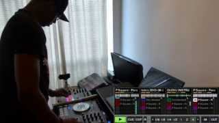 Personally P square Remix By DJ Branco - Traktor Kontrol F1