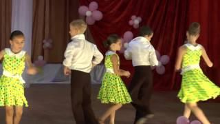 """Анонс. Отчётный концерт ансамбля бально - спортивного танца  """"Флейм""""....Видео съемка."""
